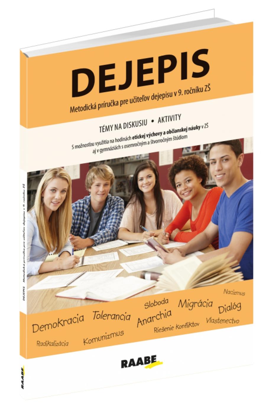 Dejepis - metodická príručka pre učiteľov dejepisu