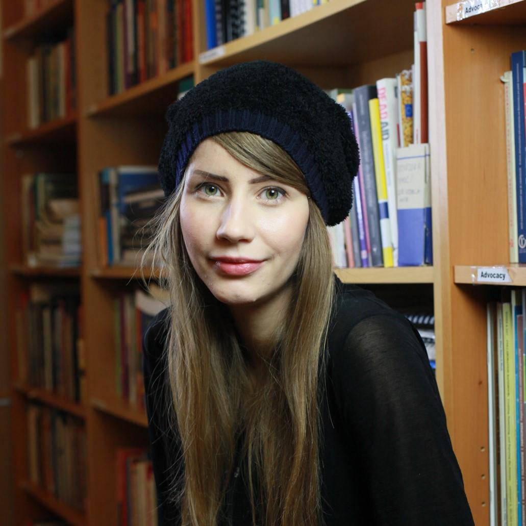 Adela Tihláriková / Projektová manažérka