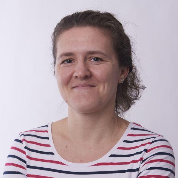 Lucia Kalmárová / Finančná manažérka