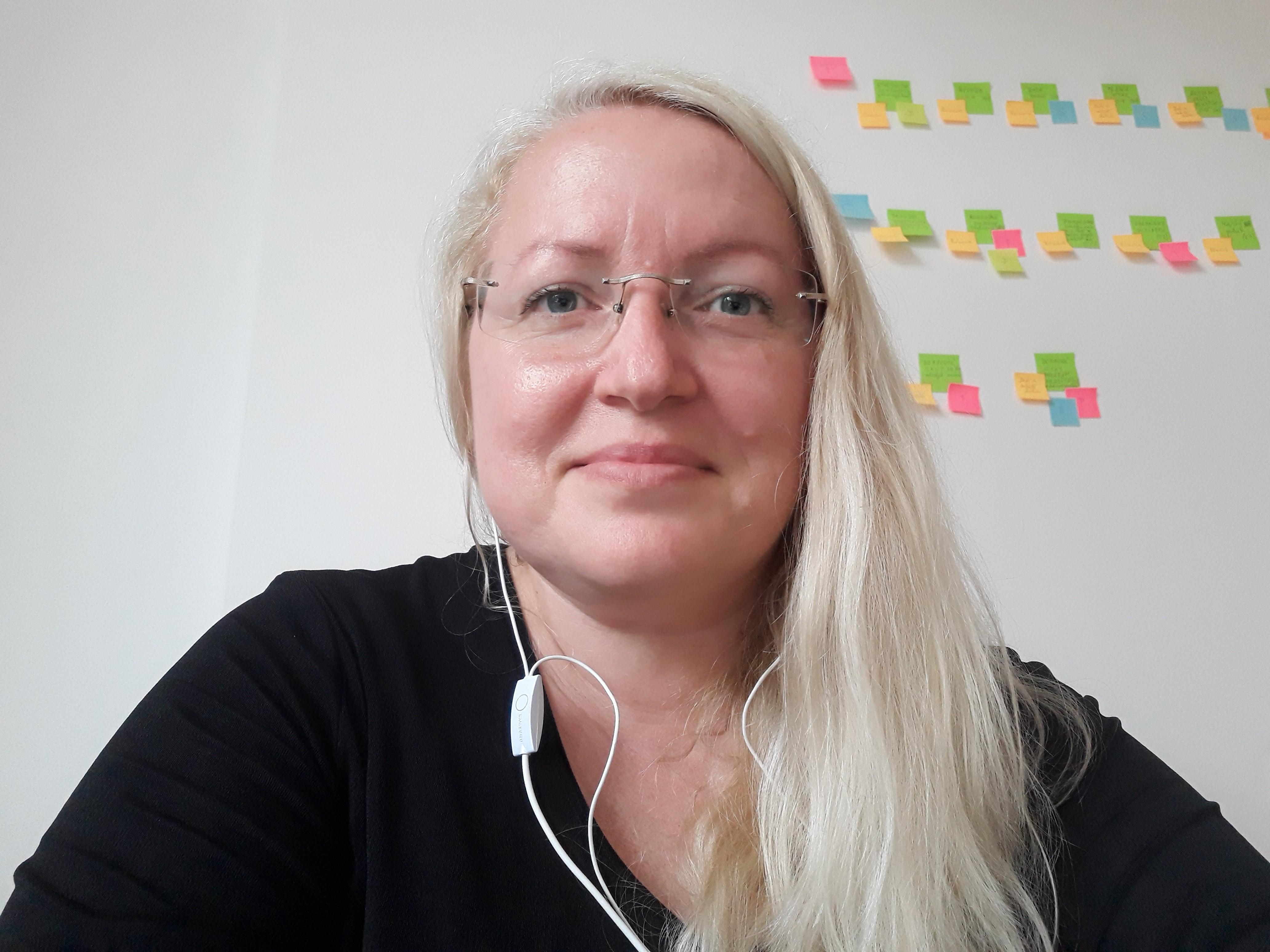 Mária Radváková / Trénerka, konzultantka
