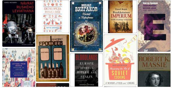 Desať kníh, čo pomôžu pochopiť Rusko