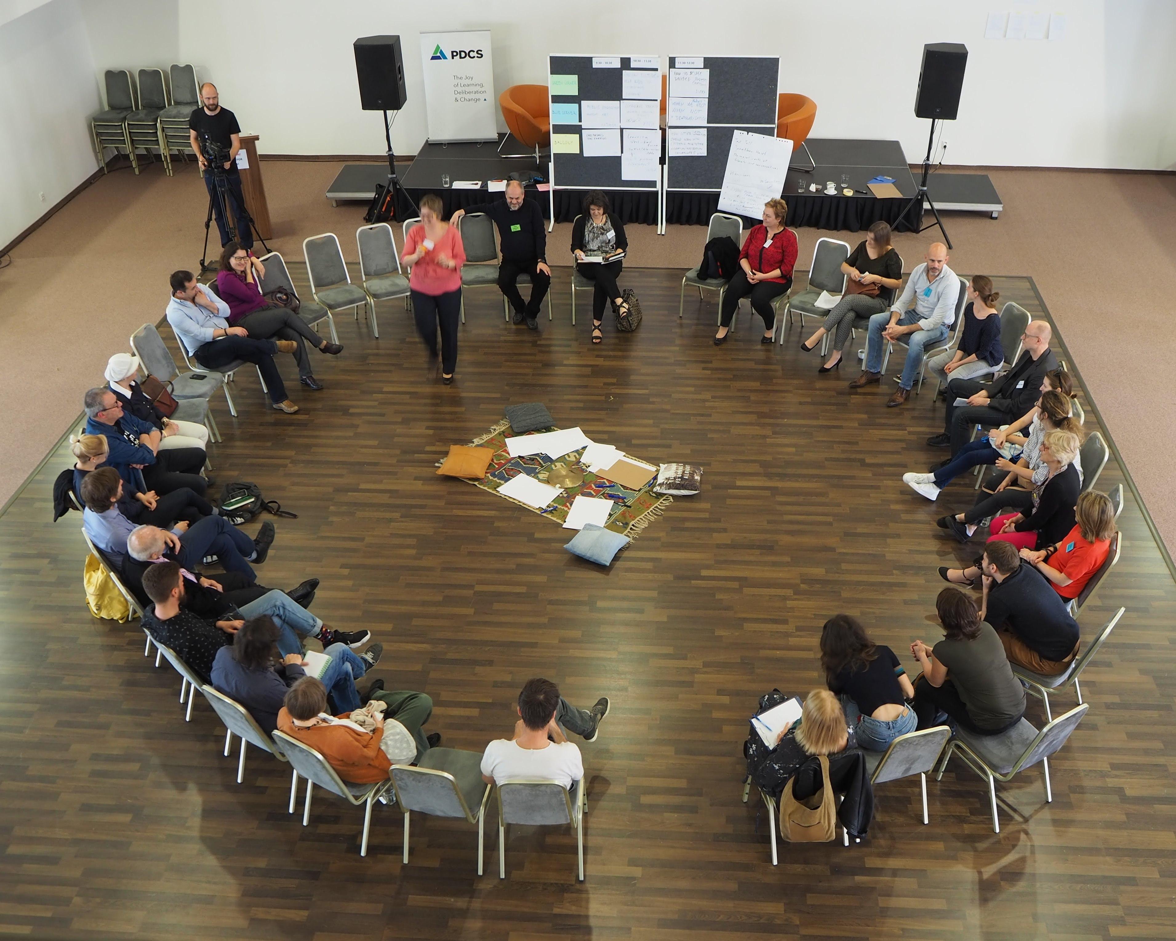Rozvoj v dialógu - dialóg v rozvoji